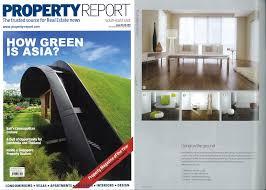 High End Laminate Flooring Brands Evorich Flooring Brands Featured In Property Report Asia Magazine