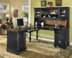 L Shaped Computer Desks With Hutch Modern L Shaped Computer Desk Foter