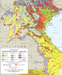 Ethnic Map Usa by Ethnicity And Average Look Of Lao And Thai Country People Move