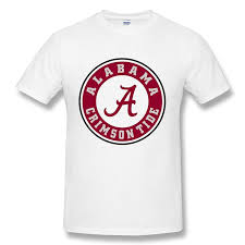 Alabama Crimson Tide Home Decor by Online Get Cheap Alabama Football Shirts Aliexpress Com Alibaba