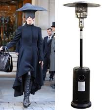 Patio Heaters San Diego by Who Wore It Better Gaga Vs Outdoor Heater Imgur