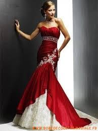 robes de mari e bordeaux robe de mariée bordeaux