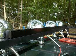 homemade roof rack with 4 kc lights page 4 jeep cherokee forum