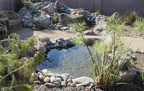 Rock Water Features For The Garden Quantum Landscaping Gallery Water Features 3 5