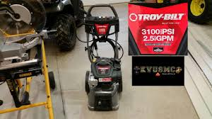 ryobi 3100 psi pressure washer manual pressure washing your deck with a troy bilt 3100 psi before and