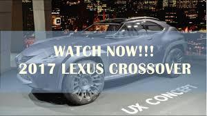 lexus nx f sport build 2017 lexus crossover i lexus will build a production version of