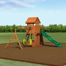 black friday swing set backyard discovery monterey all cedar swing set u0026 reviews wayfair