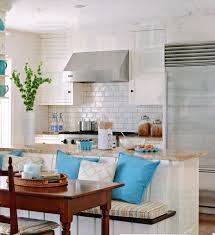 Turquoise Kitchen Island by Island Banquette Home Ideas Pinterest Banquettes Kitchens