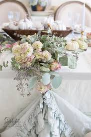 how to style an elegant table setting with pastels shabbyfufu