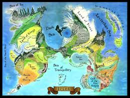 Cool Maps Of The World by Whisperwood Progressive Acoustic Fantasy Narrative