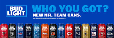 where can i buy bud light nfl cans bud light doubles down on football strategy