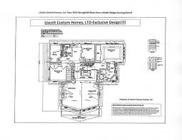 Floor Plans For Ranch Homes Liscott New Prow Ranch Design Liscott Custom Homes Ltd