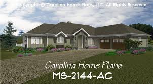 Contemporary Ranch Midsize Contemporary Ranch Style Home Plan Ms 2144 Ac Sq Ft