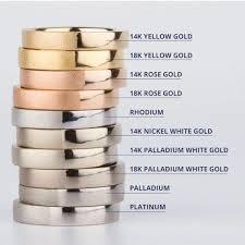 14k palladium white gold my journey through the world of jewelry design follow along