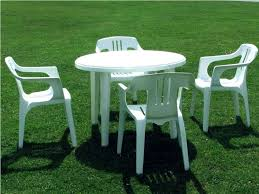 Plastic Chairs Patio Plastic Patio Table And Chair U2013 Outdoor Decorations