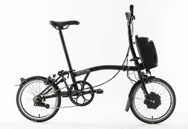 This Folding E Bike Wants by New Brompton Electric Bike Wired Takes New Battery Powered