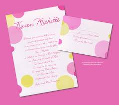 mod dots bat mitzvah invitation invitation wordings