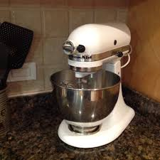 Kitchen Aid Mixers by How To Diy Paint Your Kitchen Aid Stand Mixer Resourcefully Yours