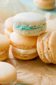 step by step guide to french macarons sallys baking addiction