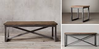 Restoration Hardware Coffee Table Salvaged Boatwood Coffee Table Rh