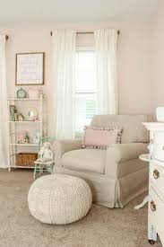 Gray And Pink Nursery Decor by Best 25 Blush Nursery Ideas Only On Pinterest Blush Color