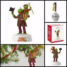 muppet ornaments ebay