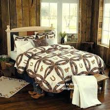 Baby Coverlet Sets Western Themed Linens Western Themed Baby Quilt Patterns Western