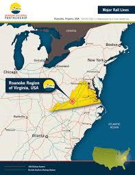 Csx Railroad Map Downloads Roanoke Regional Partnership