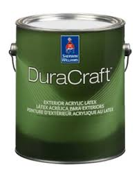 duracraft exterior acrylic latex paint sherwin williams
