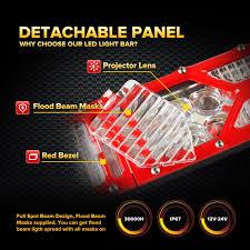 Led Light Bar 12v by Amazon Com Auxbeam Led Light Bar X Series 42