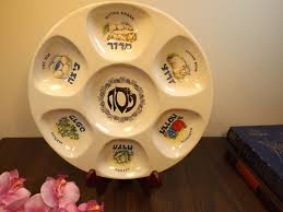 pesach plate 165 best holidays images on dish dishes and plate