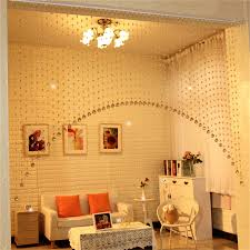 Beads Curtains Online Beaded Curtains For Arched Doorways Ideas Mellanie Design