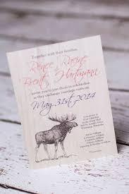 best wedding invitations canada from british columbia canada