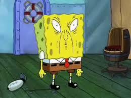 Spongebob Meme Face - spongebob dry face gifs tenor