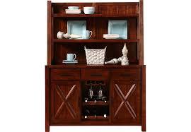 dark wood china cabinet mango walnut 2 pc china cabinet china cabinets dark wood