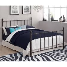 iron bed frame susan decoration