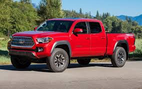 Toyota Tacoma Double Cab Roof Rack by Toyota Tacoma Trd Off Road Double Cab 2016 Wallpapers And Hd
