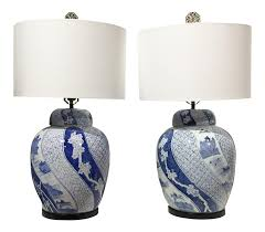 ginger jars cheap pair of 19th century chinese ginger jar lamps