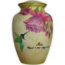 burial urns for human ashes painted urns urn and burial urns