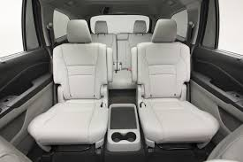 lexus gx second row bucket seats 2016 honda pilot first look motor trend