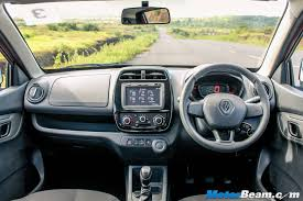 renault kwid seating 2015 renault kwid launched priced from rs 2 57 lakhs