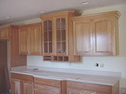 top of kitchen cabinet decor ideas kitchen amazing crown molding on top of kitchen cabinets decor