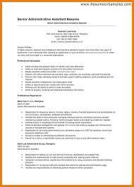 Executive Assistant Resume Templates 11 Senior Executive Assistant Resume Mbta Online