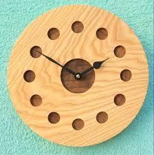 113 best wooden clocks handmade images on pinterest wooden clock