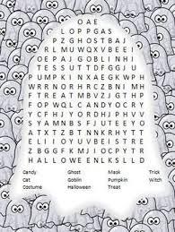 best 25 halloween word search ideas on pinterest halloween