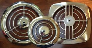 vintage nutone kitchen wall exhaust fan 50s style nutone ceiling wall fan solves your exhaust issues retro