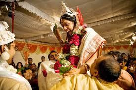 bengali wedding rituals and marriage customs cultures weddingplz