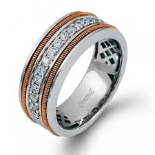 rings for men 7 tips for choosing the s wedding ring men style fashion