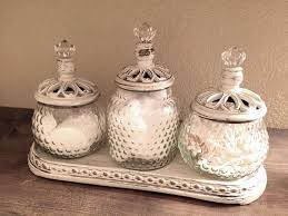 bathroom apothecary jar ideas fancy design ideas bathroom apothecary jars wonderful decoration