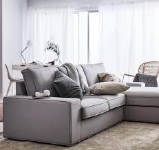 breites sofa ikea kivik sofa